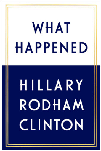 What Happened by Hillary Clinton
