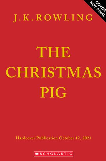 The Christmas Pig temporary cover