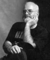 Photo of Terry Pratchett