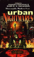 Cover of Urban Nightmares