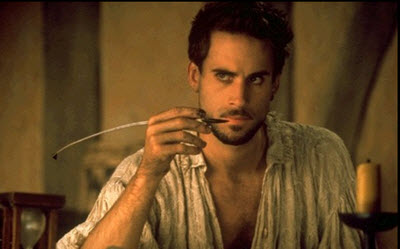 Joseph Fiennes as William Shakespeare