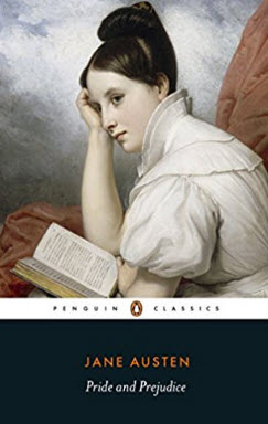 Pride and Prejudice Penguin Classics Cover