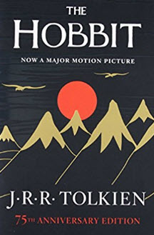 The Hobbit  75th anniversary cover