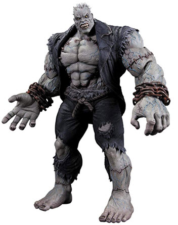 Solomon Grundy DC Collectibles figure