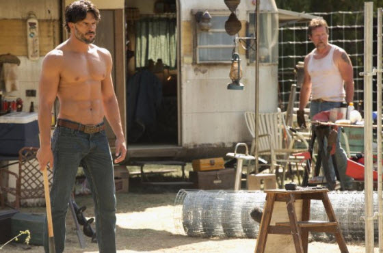 Joe Manganiello in Still from True Blood