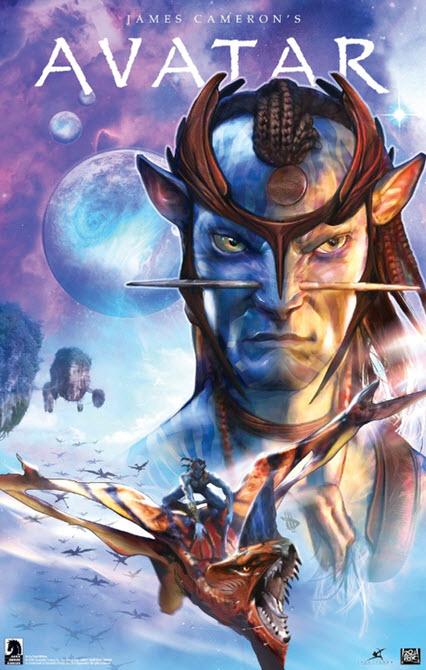 Dark Horse Avatar comic cover