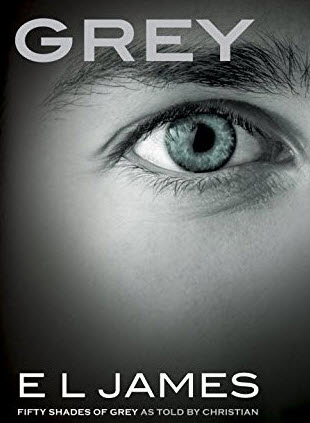 Cover of Grey by E.L. James