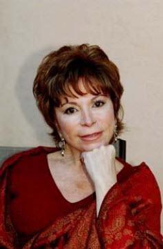 Isabel Allende author photo
