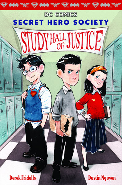 DC Comics Secret Hero Society: Study Hall of Justice