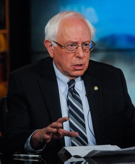 Bernie Sanders photograph