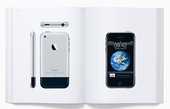 Design by Apple in California book