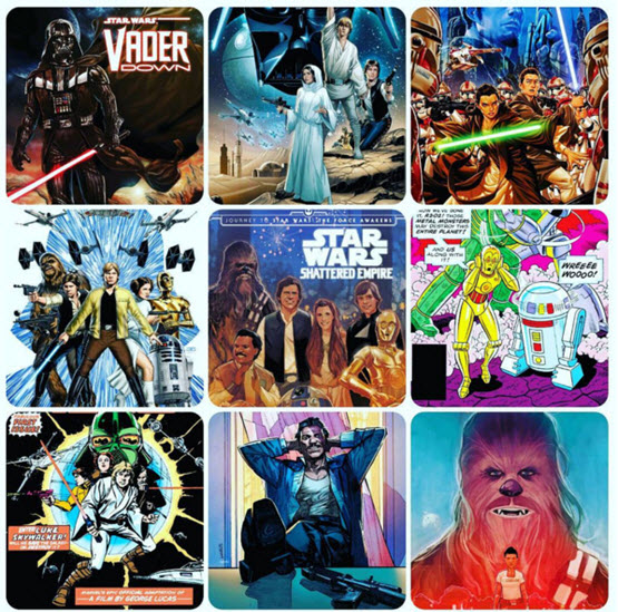 Star Wars Free Comic Book Day 2016