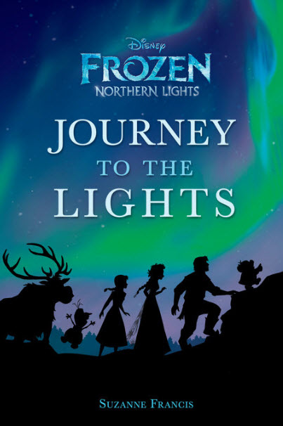 Frozen Northern Lights: Journey to the Lights