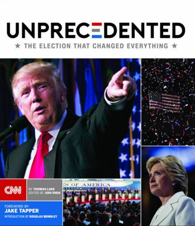 CNN Unprecedented prior book cover