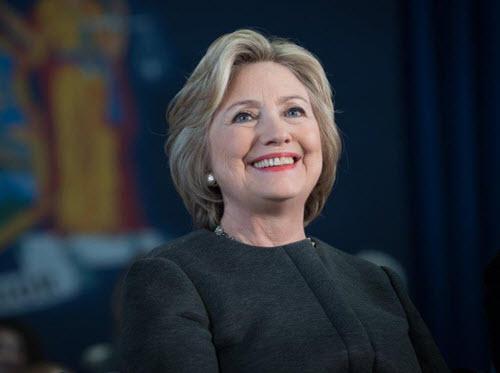 Hillary Clinton 2017 author photo