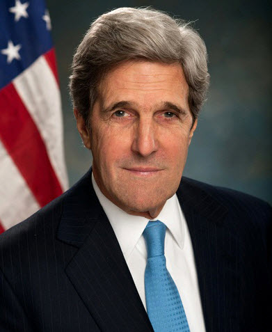 John Kerry State Department photo