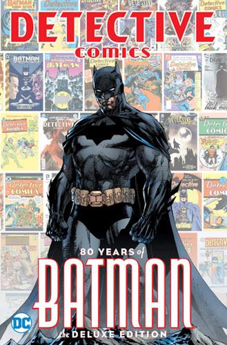 DC Comics Running 80 Years of Batman Celebration