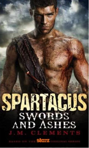 Spartacus Sword and Ashes
