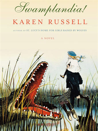 Cover of Swamplandia by Karen Russell