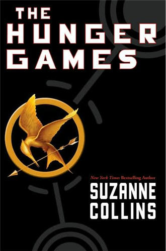 The Hunger Games Book Cover