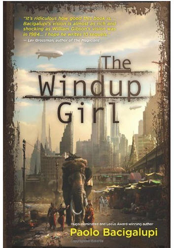 the windup girl readers journal Our marketing campaigns include promotion in kirkus reviews  an important role in encouraging readers to take a chance on a  in the wall street journal.